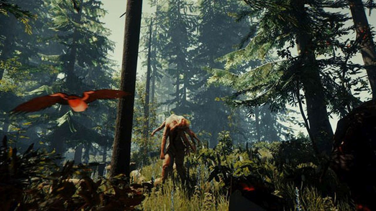 The Forest per PlayStation 4 ha ora una data d'uscita