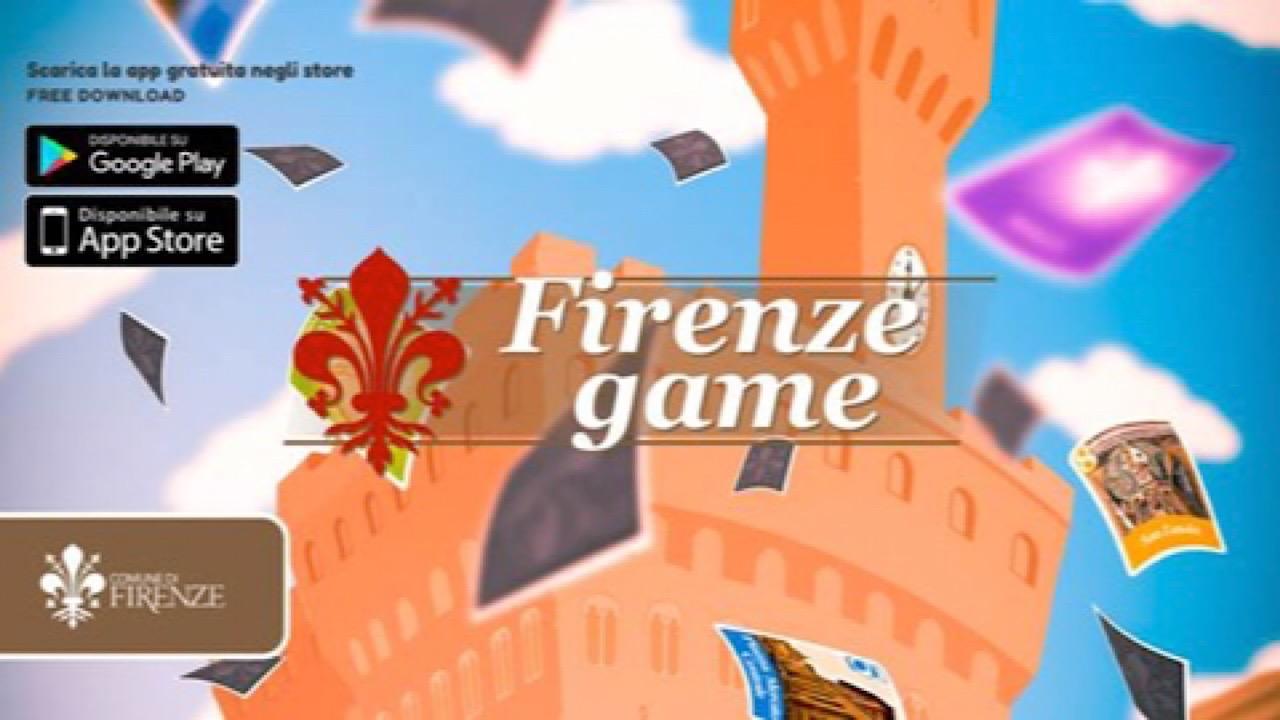 Firenze Game: un app per far conoscere Firenze a bambini e ragazzi