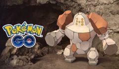 Pokémon GO: il leggendario Regirock compare nelle Raid
