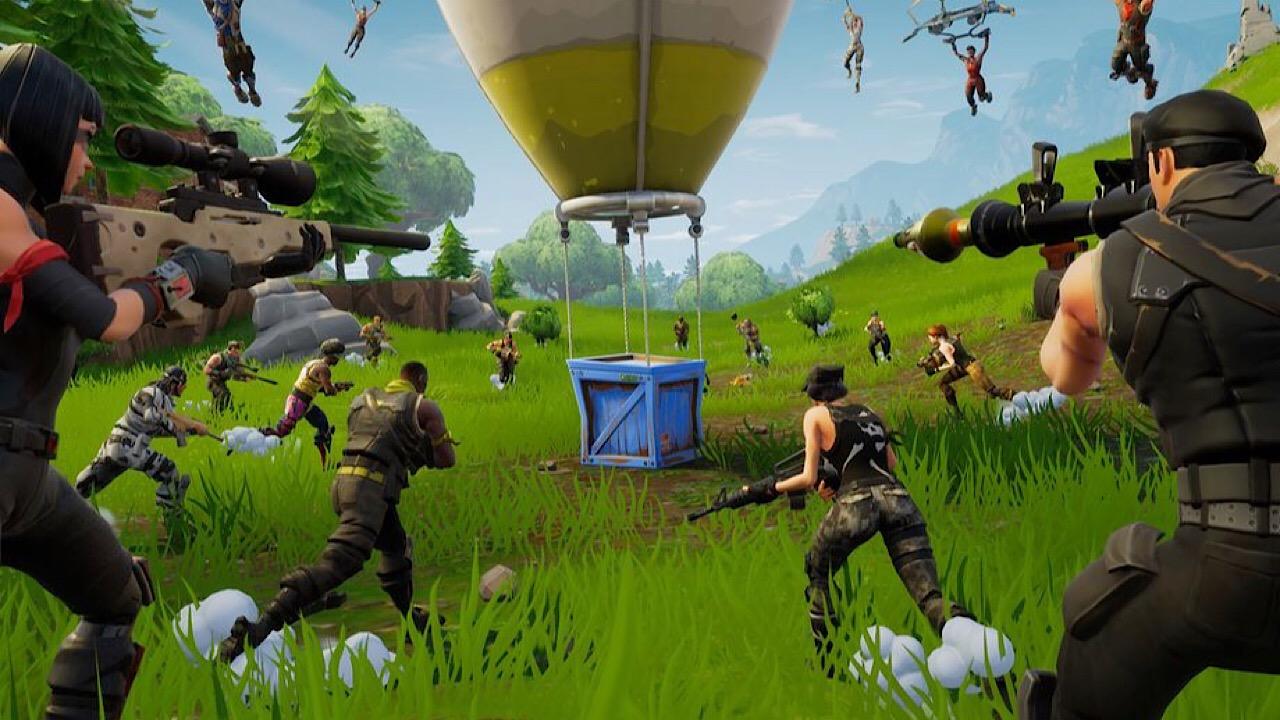Fortnite ps4 multiplayer cross-platform