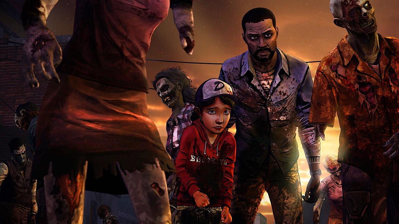 The Walking Dead The Complete First Season disponibile ora su Switch