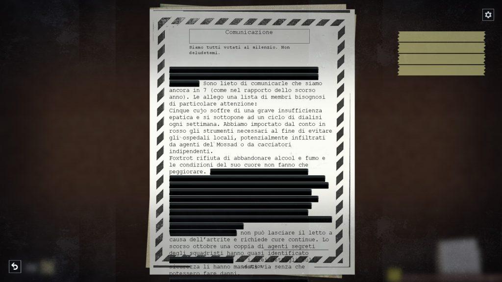 Phantom Doctrine recensione
