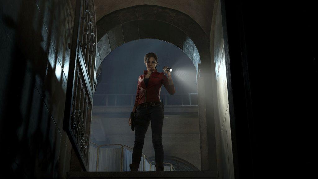 Devil May Cry V e Resident Evil 2 gamescom