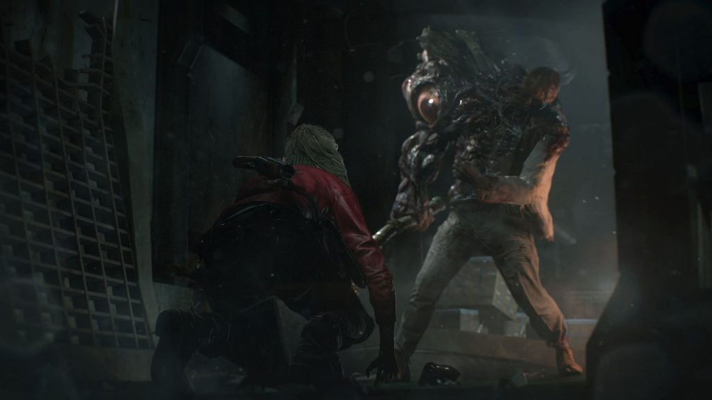 Devil May Cry V e Resident Evil 2 gamescom