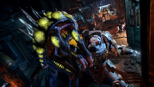 Space hulk Tactics trailer lancio
