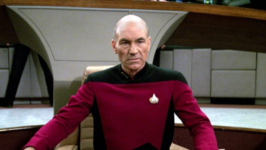 Star Trek Patrick Stewart Picard