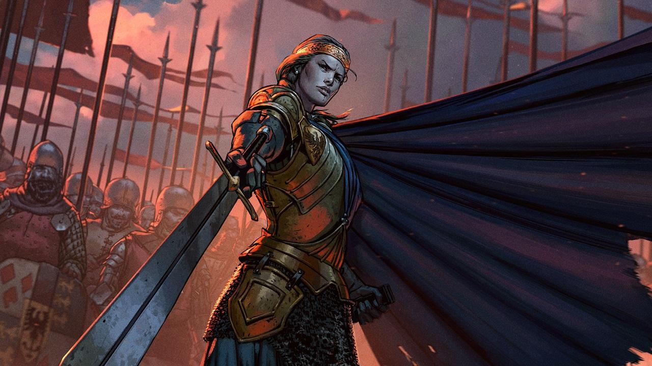 Thronebreaker cross save