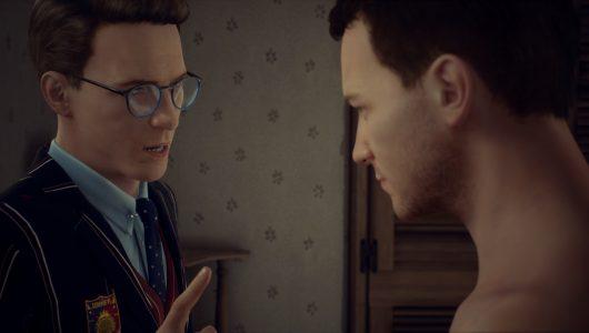 Twin Mirror trailer gameplay