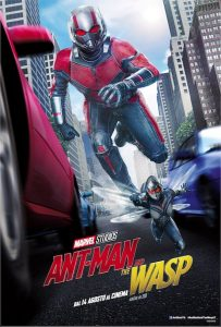 ant man and the wasp recensione