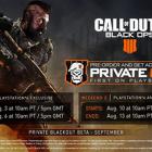 COD Black Ops 4: la beta privata sarà disponibile in anteprima su PS4 a breve