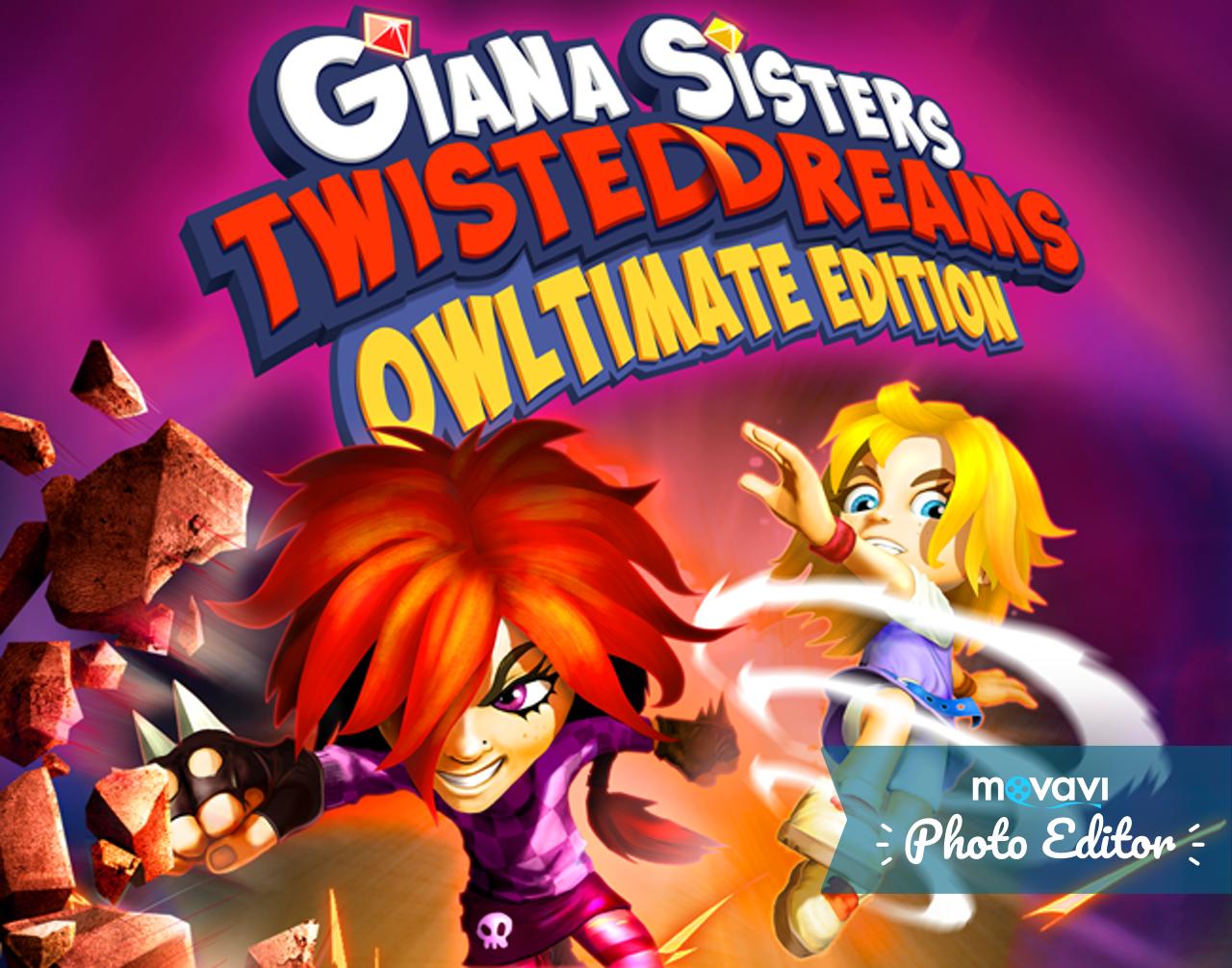 Giana Sisters Owltimate Edition per Switch ha una data d'uscita