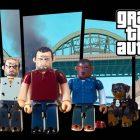 Rockstar annuncia tre nuovi set Kubrick dedicati a Grand Theft Auto