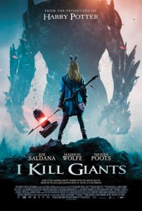 i kill giants recensione