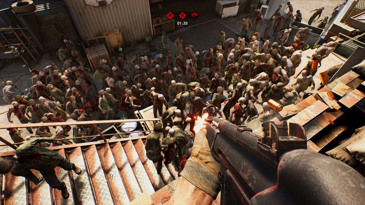Overkill's The Walking Dead su console è stato posticipato