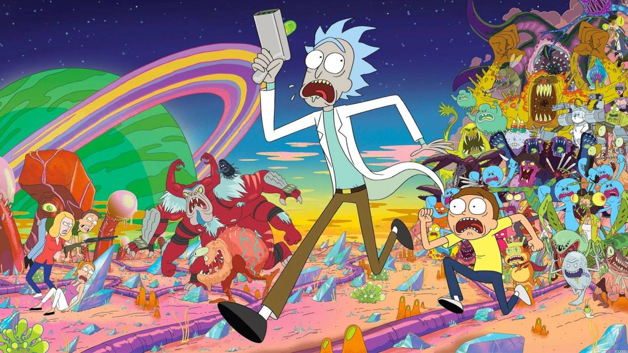 Rick and Morty: le tre stagioni arrivano in Home Video in edizione limitata