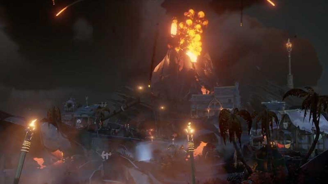 Sea of Thieves: il DLC Forsaken Shores ha una data d'uscita
