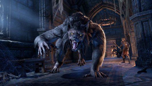 The Elder Scrolls Online wolfhunter console