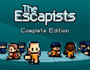 The Escapists Complete Edition trailer lancio