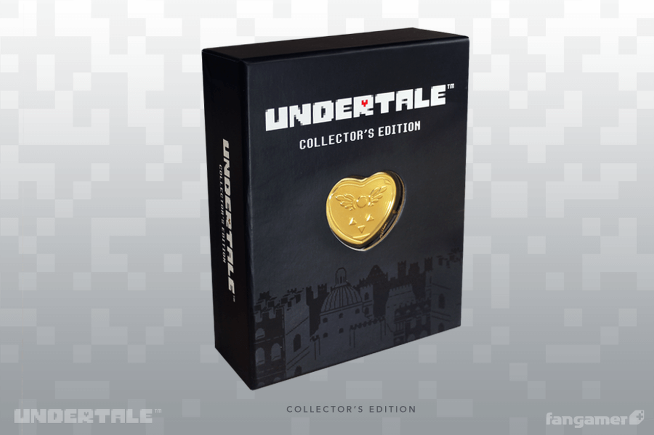 Undertale: in arrivo una Collector's Edition su Nintendo Switch