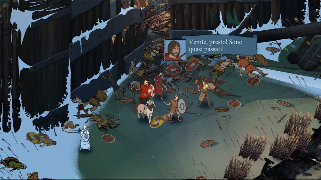 saldi editoriale The Banner Saga 3 Recensione