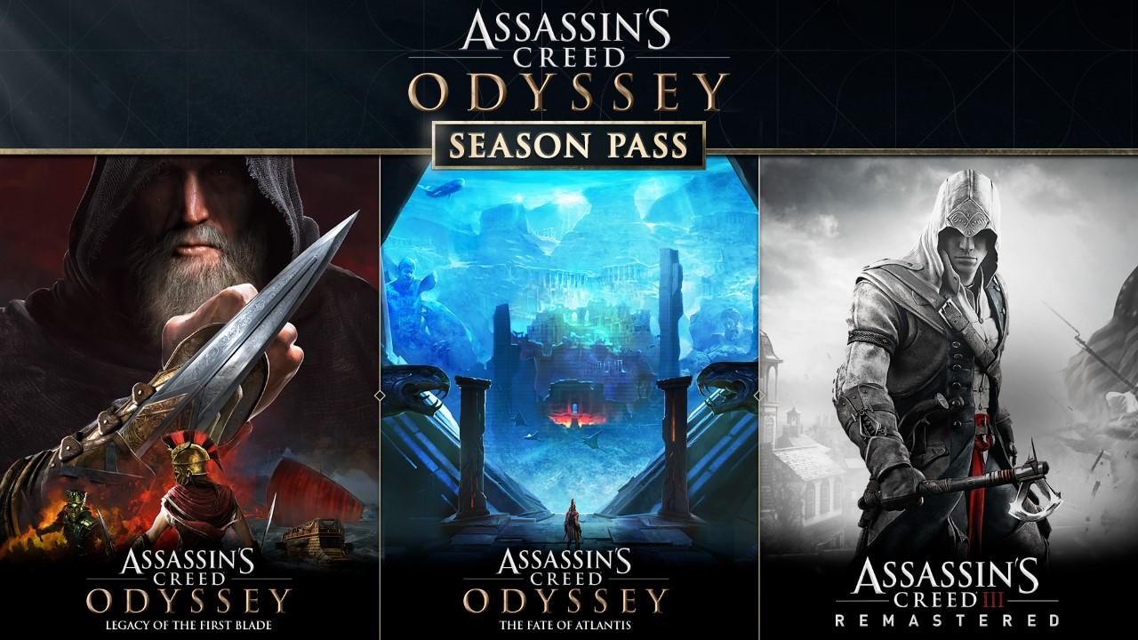 Assassin's Creed Odyssey: svelati i contenuti post-lancio