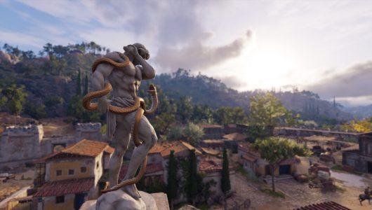 Assassin's Creed Odyssey trailer modalità foto