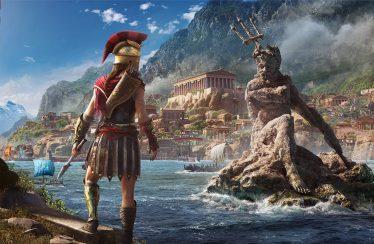 Assassin's Creed Odyssey è in prova gratuita per tutto il weekend