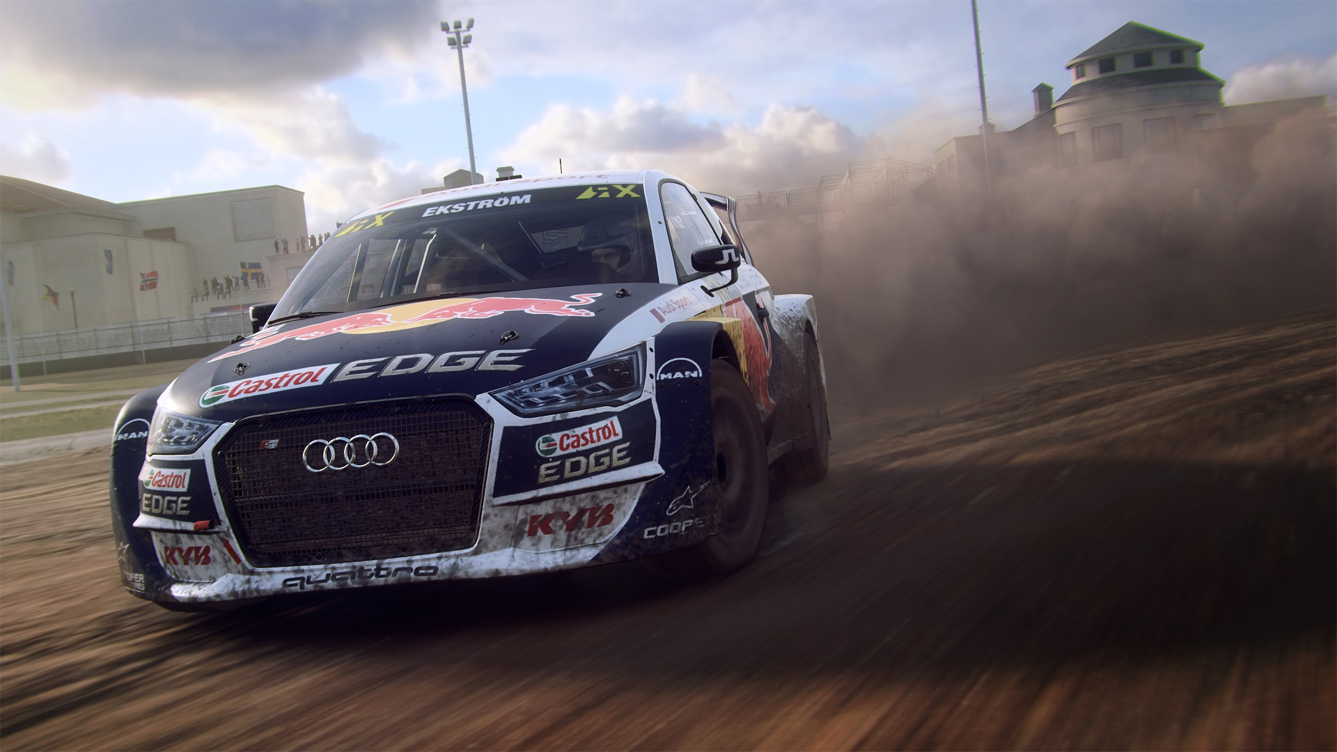 codemasters annuncia dirt rally 2 0 per pc ps4 e xbox one. Black Bedroom Furniture Sets. Home Design Ideas