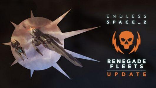 Endless Space 2: pubblicato l'aggiornamento gratuito Renegade Fleets