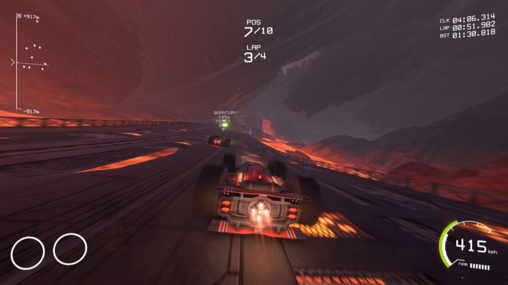 GRIP Combat Racing Provato