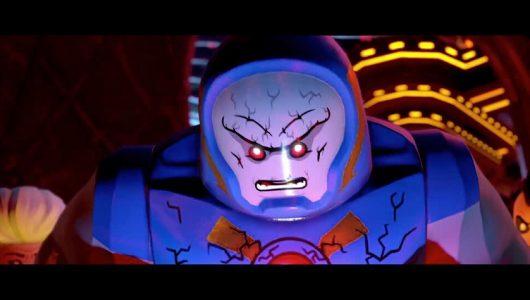 LEGO DC Super Villains: Darkseid si rivela in un nuovo trailer