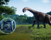 Jurassic World Evolution si aggiorna con la Challenge Mode
