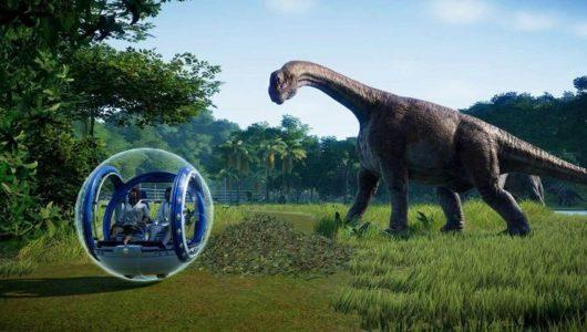Jurassic World Evolution si aggiorna con la Challenge Mode