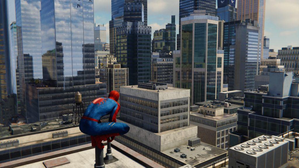 Spider-Man: un nuovo dietro le quinte sul Web Swinging