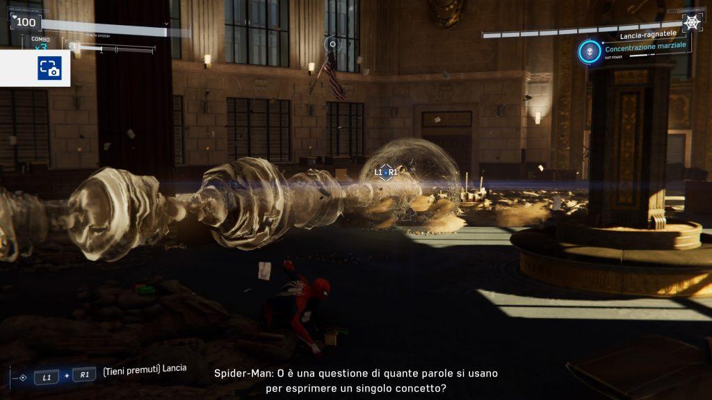 spider-man recensione