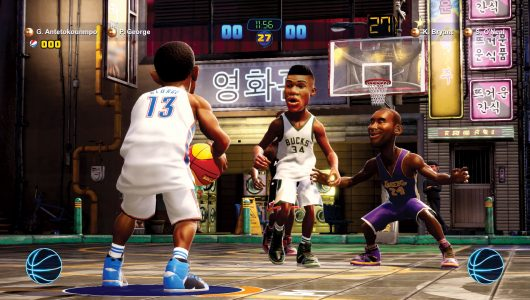 NBA 2K Playgrounds 2 data uscita