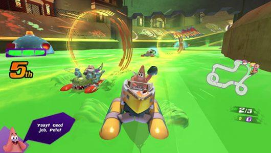 Nickelodeon Kart Racers si mostra con un primo trailer di gameplay
