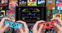 nintendo switch virtual console Nintendo Switch Online nes