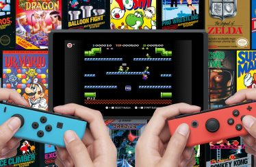 Nintendo Switch Online nes snes