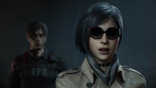 Resident Evil 2 trailer tokyo game show 2018