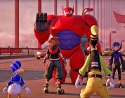 Kingdom Hearts III: svelati i doppiatori dei personaggi di Big Hero 6