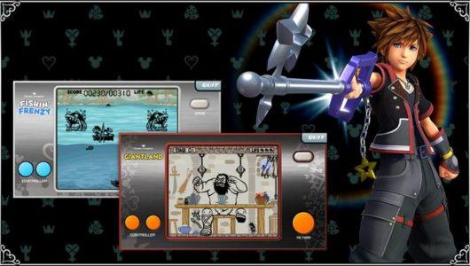 Kingdom Hearts Union χ si aggiorna con i minigiochi di Kingdom Hearts III