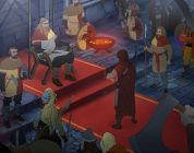 the banner saga serie animata