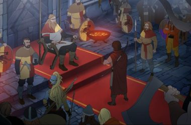the banner saga serie animata