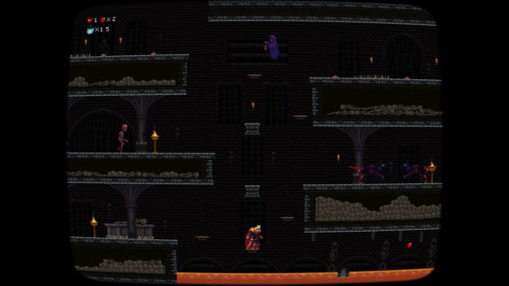 castle of venia recensione
