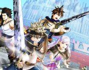 Black Clover Quartet Knights si aggiorna con nuove funzioni
