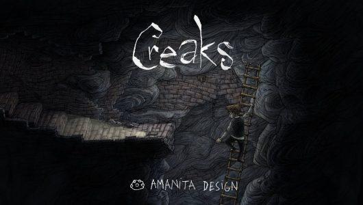 Creaks Amanita Design