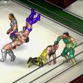 Fire Pro Wrestling World recensione PS4 PC apertura
