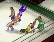 Fire Pro Wrestling World recensione PS4 PC apertura