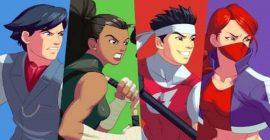 SkyScrappers approda su Nintendo Switch questo mese